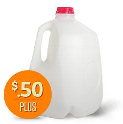 Enjoy Ibotta's Any Brand Milk Offer.